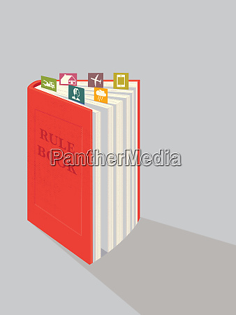 rule book for different types of