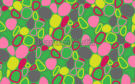 full frame abstract backgrounds pebble pattern