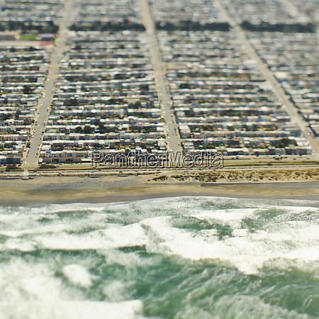 coastal tract housing