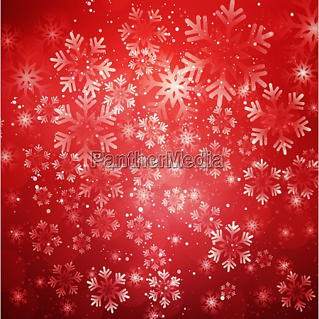 christmas snowflakes background vector illustration abstract