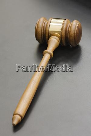 judges gavel