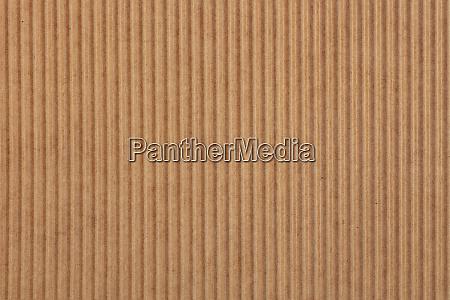 corrugated card board