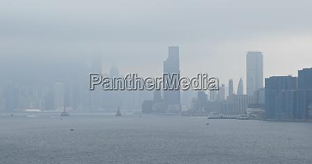 hong kong serious air pollution