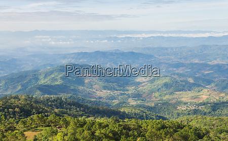 landscape mountain lan hin lan pee