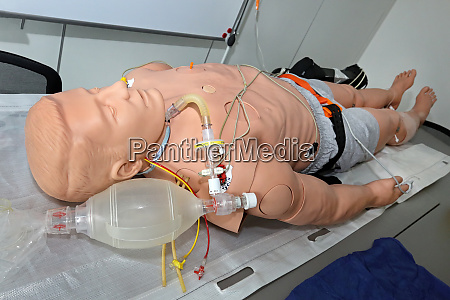 dummy for first aid training