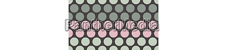 seamless polka dot pop art creative