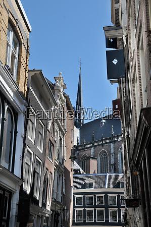 the nieuwe kerk in amsterdam