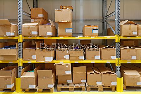 goods in warehouse