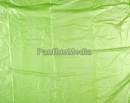 green polyethylene texture
