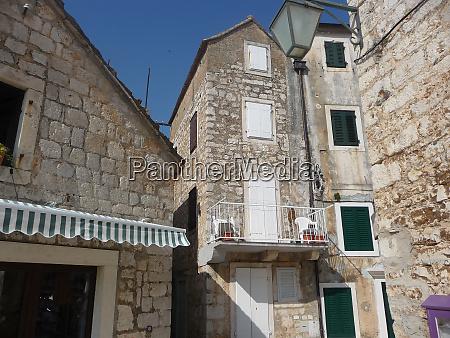 old town of jelsa on hvar