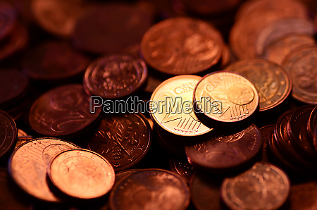 copper money in 2 and 1