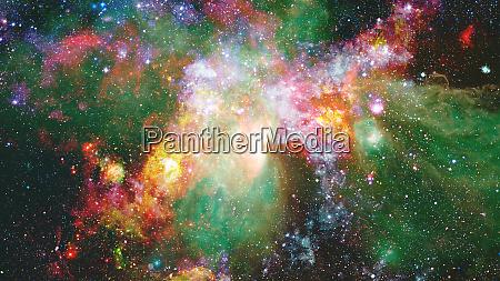 the explosion supernova bright nebula elements