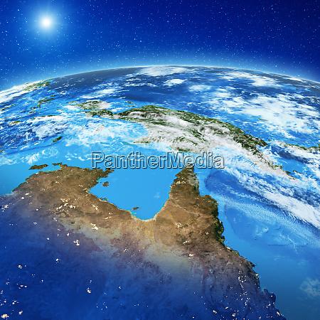 papua new guinea and north australia
