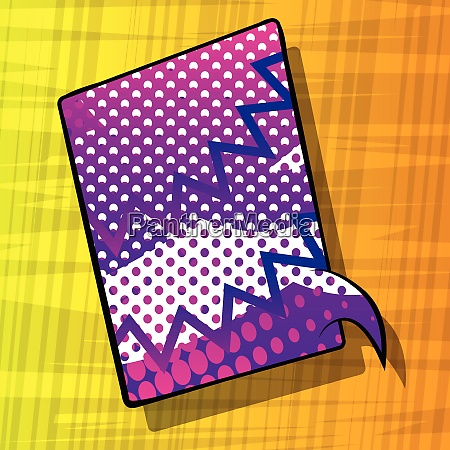 comic, book, background, with, big, colorful - 26883821