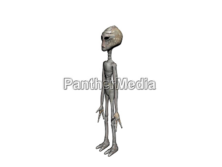 arid aliens of delicate physique 3d