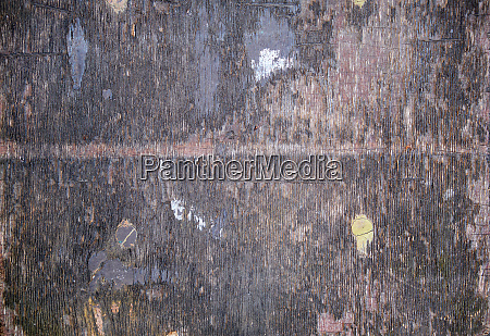 very old gray wooden background