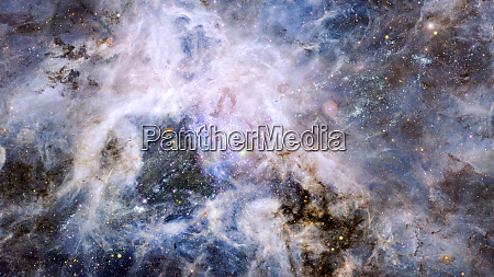 background night sky with stars elements