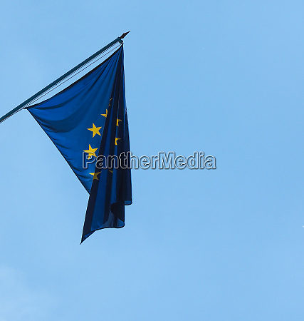 flag of the european union eu