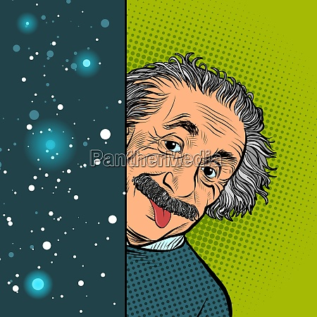 albert einstein the author of the