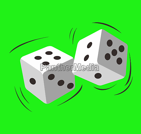 dices movement color numbers play luck