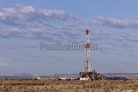 oil exploration drill