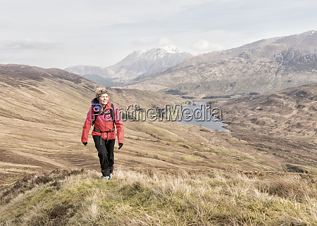 uk scotland onich beinn na gucaig