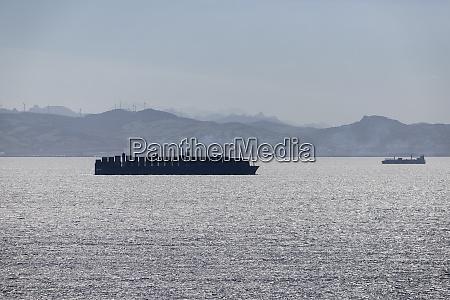 spain andalusia tarifa strait of gibraltar