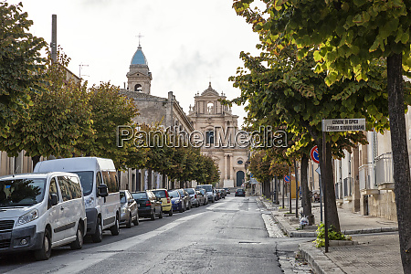 italy sicily province of ragusa ispica