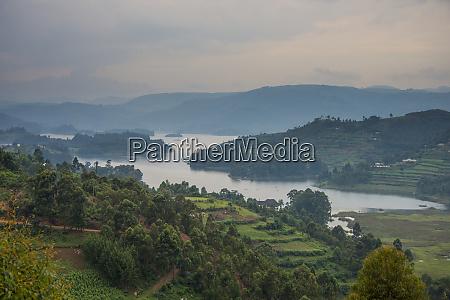 africa uganda lake bunyonyi