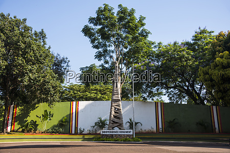 africa uganda kampala independent monument