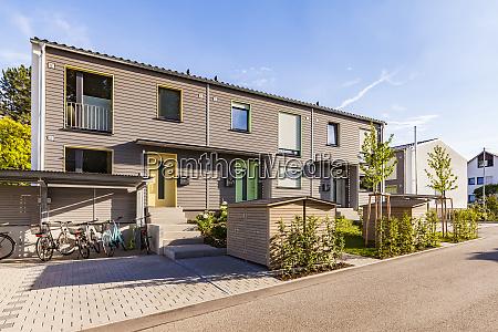 germany fellbach energy saving house development