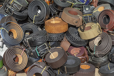 rolled belts