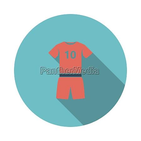 soccer uniform icon
