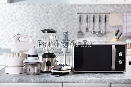 close up of home appliance
