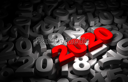 new year 2020 and olds