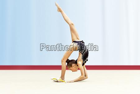 gymnastic championship