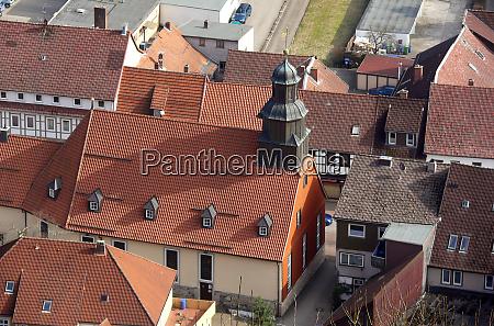 church in bad lauterberg in the
