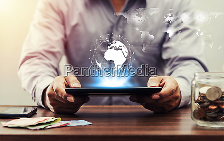 online banking and internet banking and
