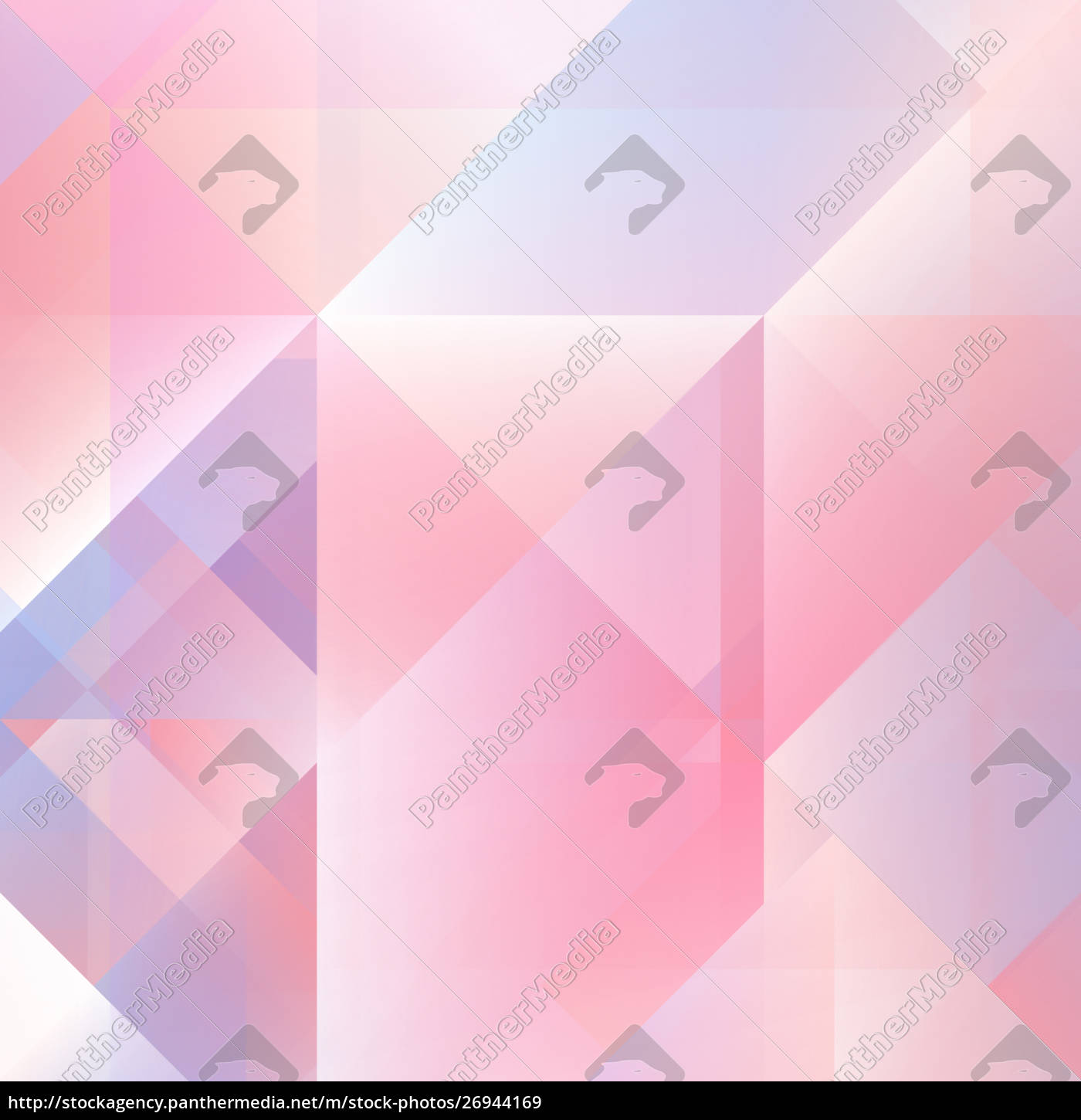 Stock Photo 26944169 Abstract Geometric Background With Soft Pastel Colors