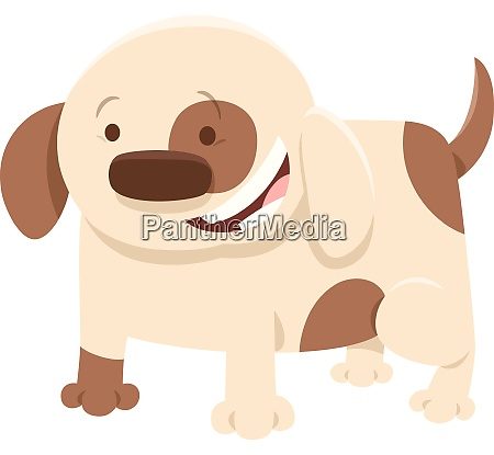 spotted dog cartoon comic character