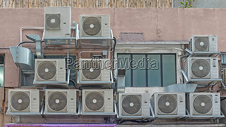 many air conditioners