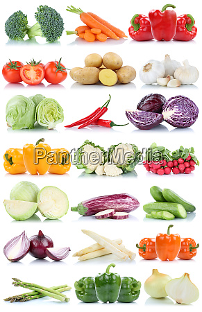 vegetables tomatoes lettuce bell pepper esparagus
