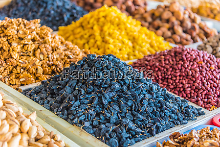 dried food products sold at the