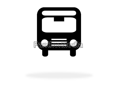 bus icon for public transport