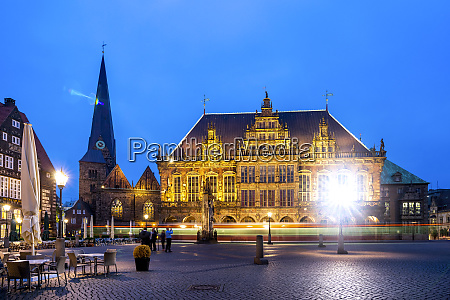 germany bremen city hall