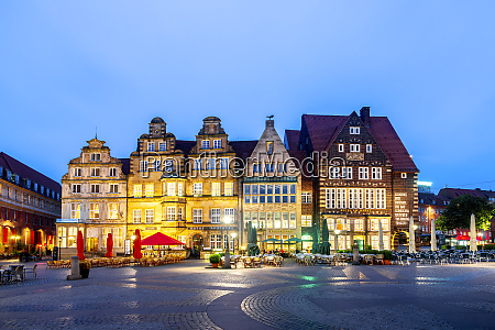 germany bremen market square