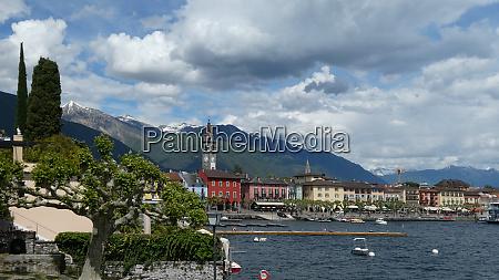 ascona seafront