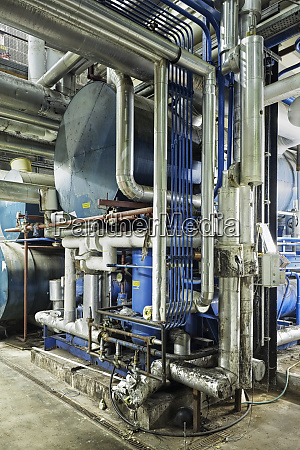 factory heating system