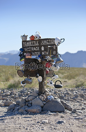 teakettle junction death valley california