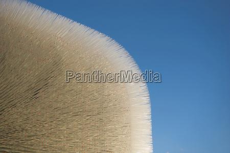 modern art structure